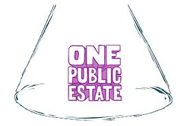 One Public Estate's logo